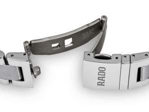 Đồng hồ Rado thép không gỉ mày ánh kim - R32042153