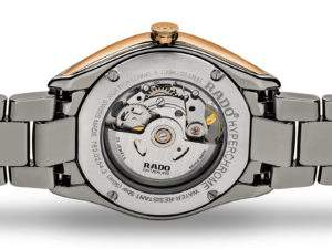 Đồng hồ Rado mặt tròn siêu phẩm - R32021102