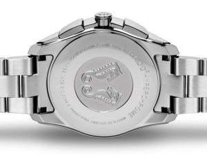 Đồng hồ Rado thép không gỉ mặt màu xanh cực đẹp – R32259313
