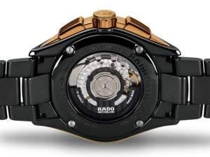 Đồng hồ Rado chính hãng màu đen tuyền - R32111162